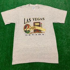Vintage Las Vegas Nevada Cards Casino Slots Shirt
